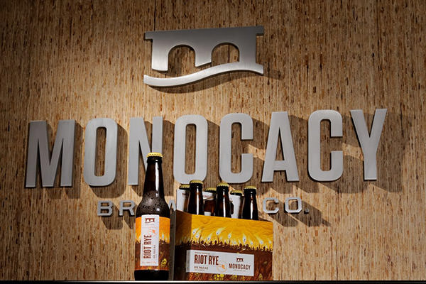 Monocacy Brewing Company, Frederick MD
