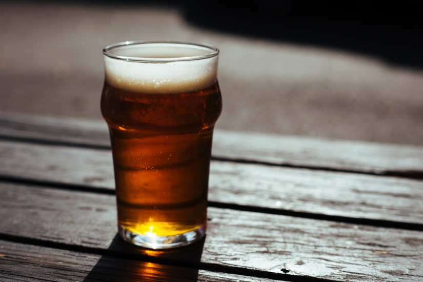 """""""From Grain to Glass The craft beer revolution has matured in Maryland."""" – TU Magazine"""