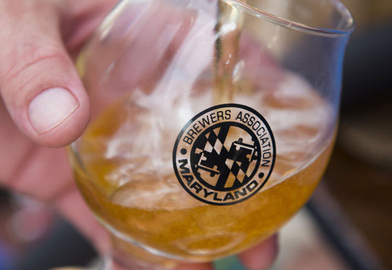 Baltimore Craft Beer Festival – Oct. 24 / Canton Waterfront Park