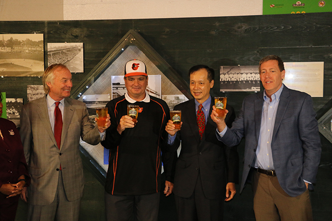 Baseball & Brew Scorecard launched