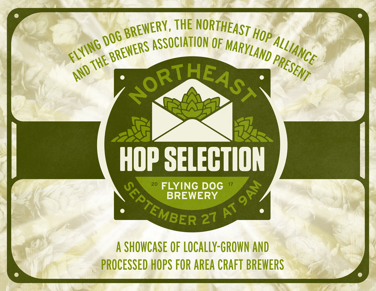 Northeast Hop Selection Sept 27
