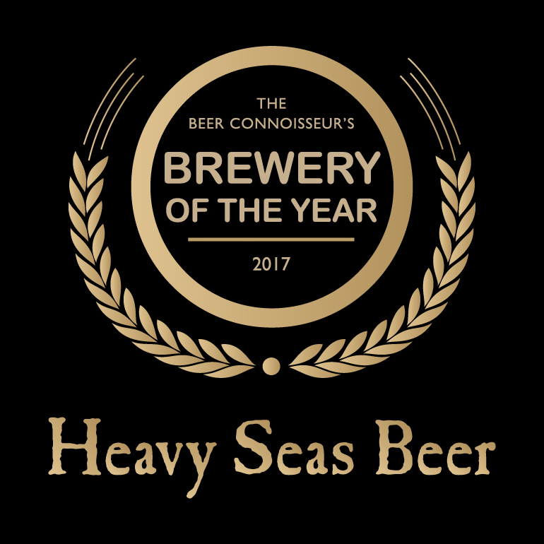 "Beer Connoisseur Names Heavy Seas ""Brewery of the Year"""