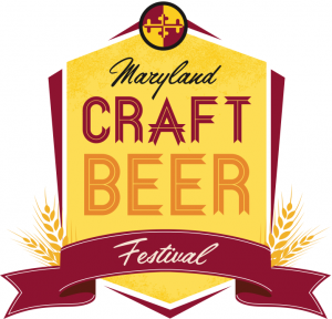 Maryland craft beer festival logo