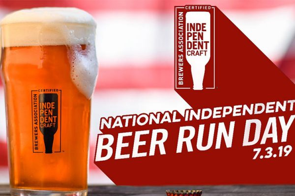 """""""Brewers Association Declares July 3 """"National Independent Beer Run Day"""""""""""