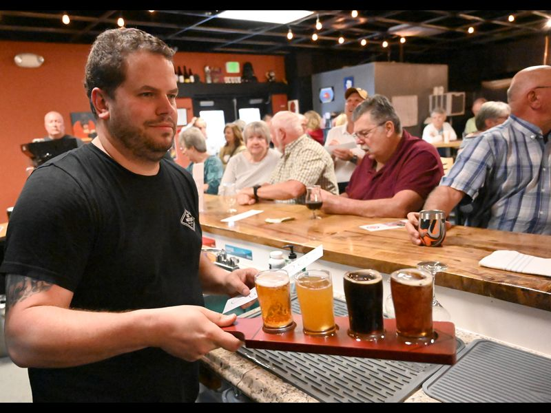 """A rising tide for Carroll County beer makers: Brewery Fire now open, with others planning 2019 launches"" – The Baltimore Sun"