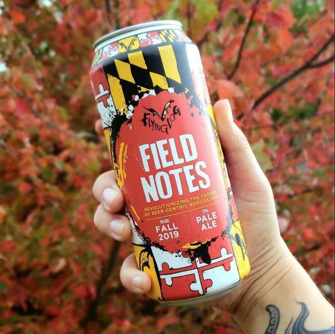 """Flying Dog brews with U.Md.-grown hops"" – WTOP"