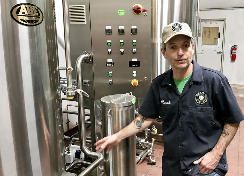 """Double Groove Brewing opens in Forest Hill, owners expect to begin serving beer in January"" – The Baltimore Sun"