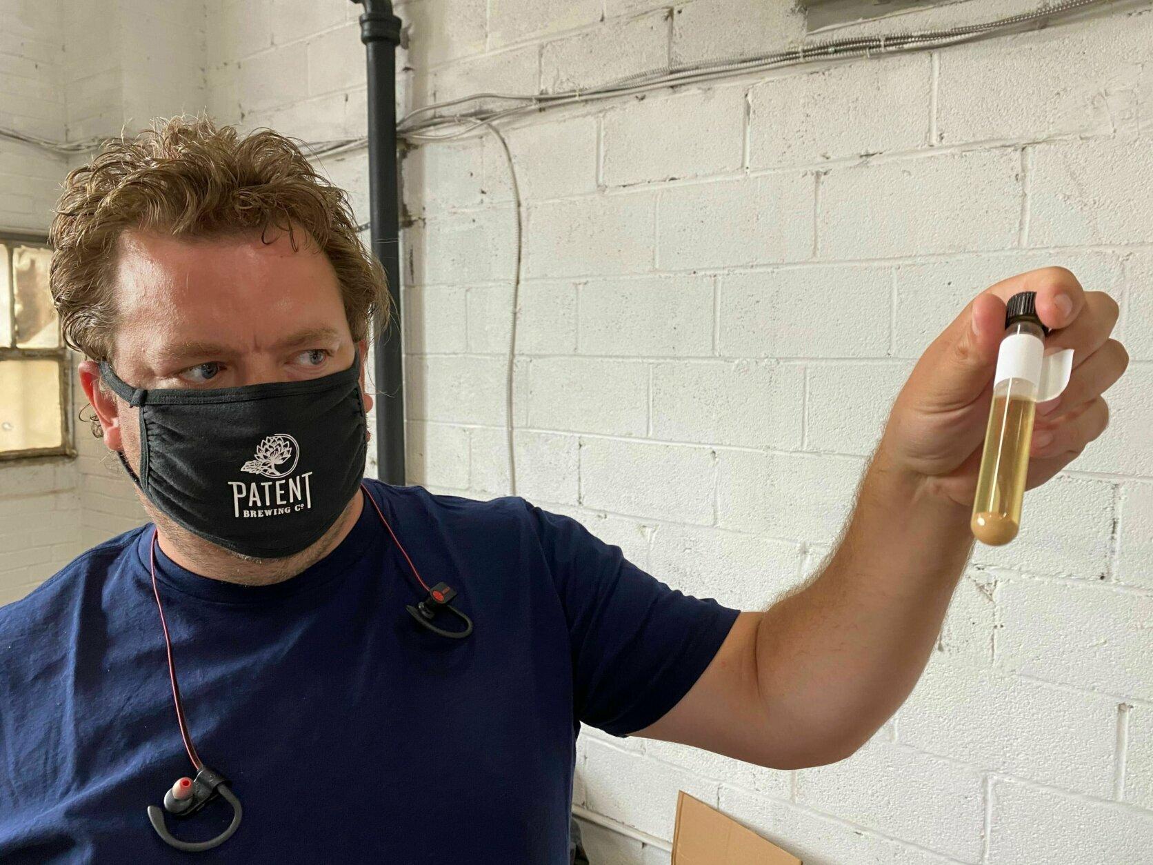 """""""Science of beer gets boost in Hyattsville"""" – WTOP"""