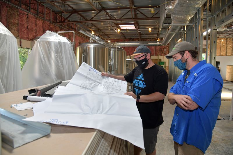 """""""Pherm Brewing Company is coming to Gambrills to offer live music and unique beers"""" – The Capital"""