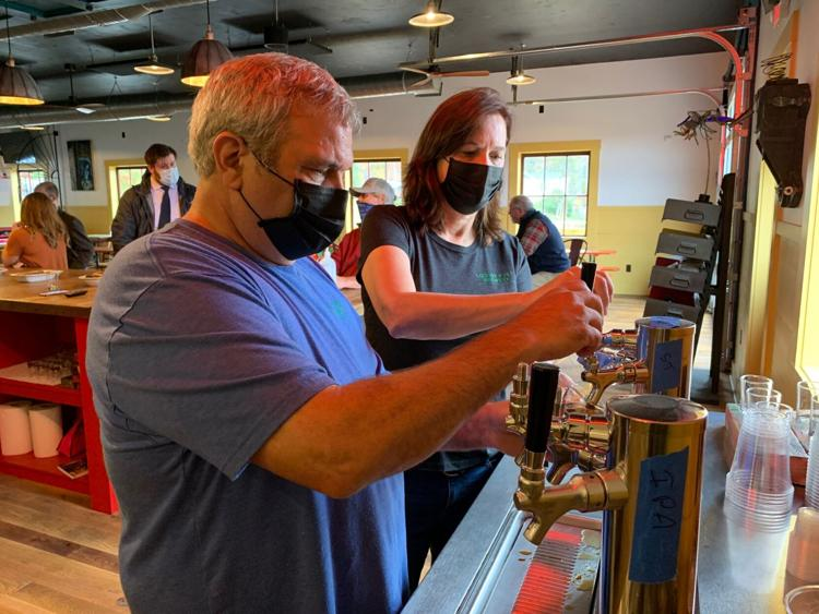 """""""New craft brewery opens in Little Orleans"""" – Cumberland Times-News"""