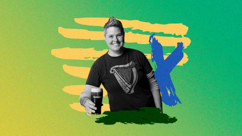"""Guinness Head Brewer Hollie Stephenson Is on a Mission to Make More Than Stouts (but Also Stouts)"" – VinePair"